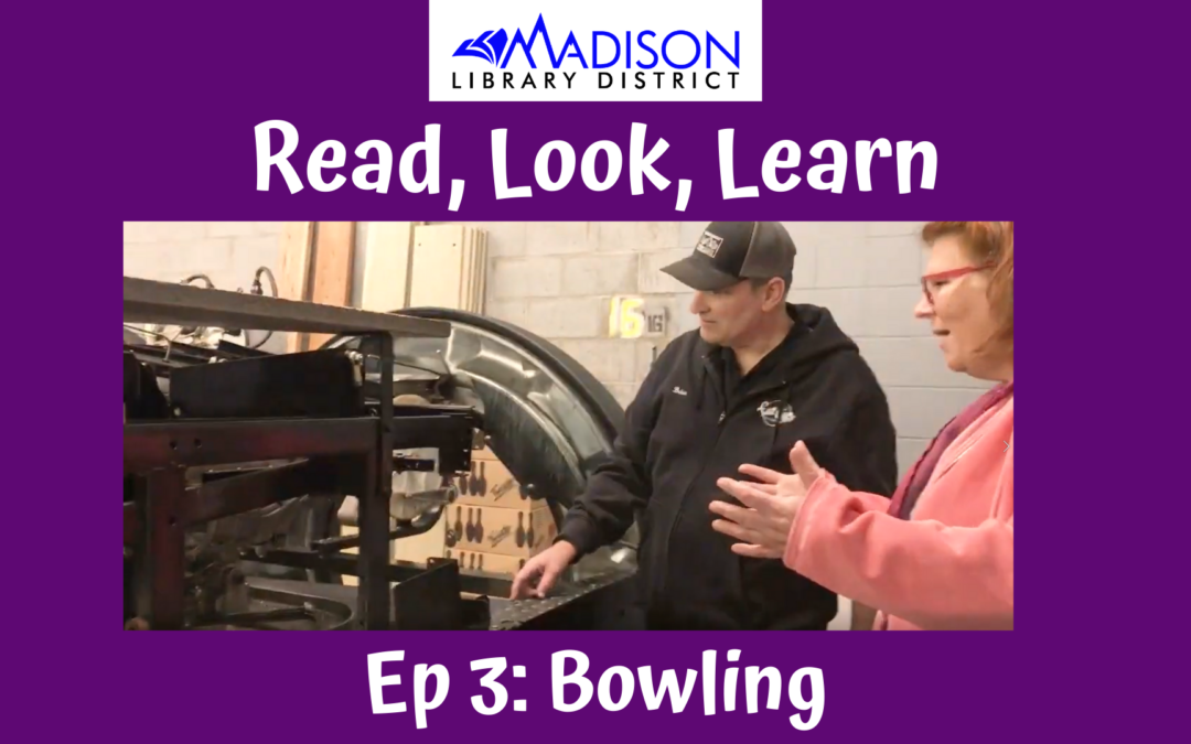 Read Look Learn: Bowling