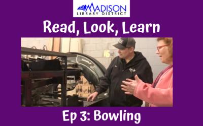 Read Look Learn: Bowling