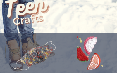 Upcoming Teen Crafts in January