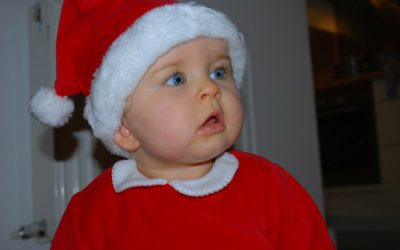 Book Babies: Bouncin' Up and Down in Santa's Sled
