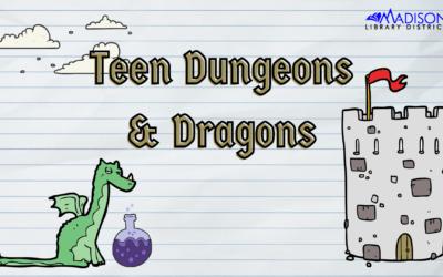 January Teen D&D