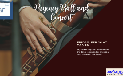 On the Same Page: Regency Ball and Concert