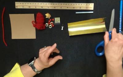 Teen Craft: Paper Lanterns
