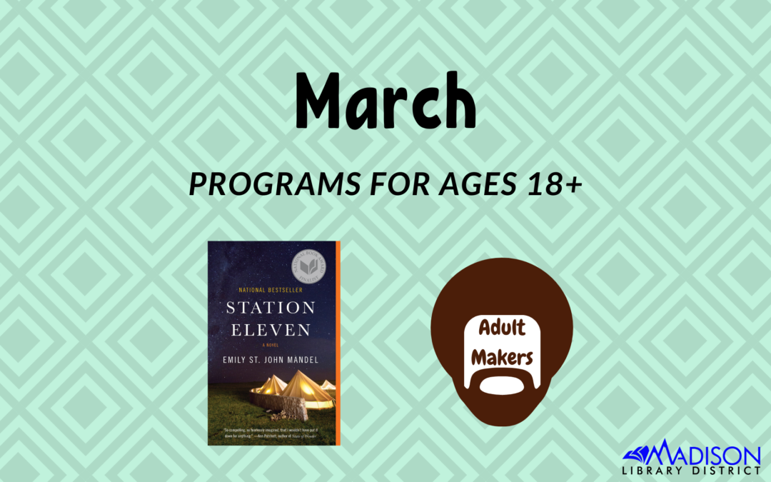 March Adult Activities