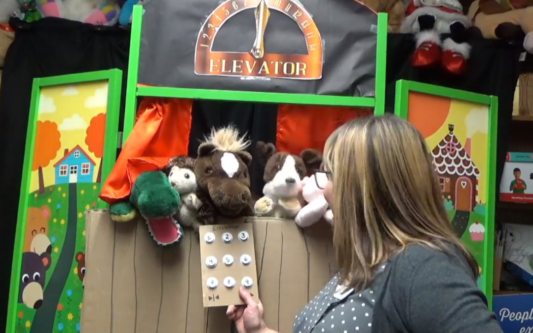 Story Time: Elevator Escapades!