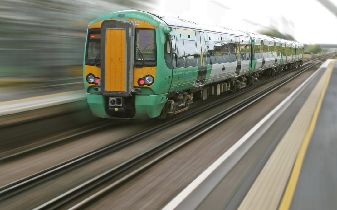 Storytime: Trains