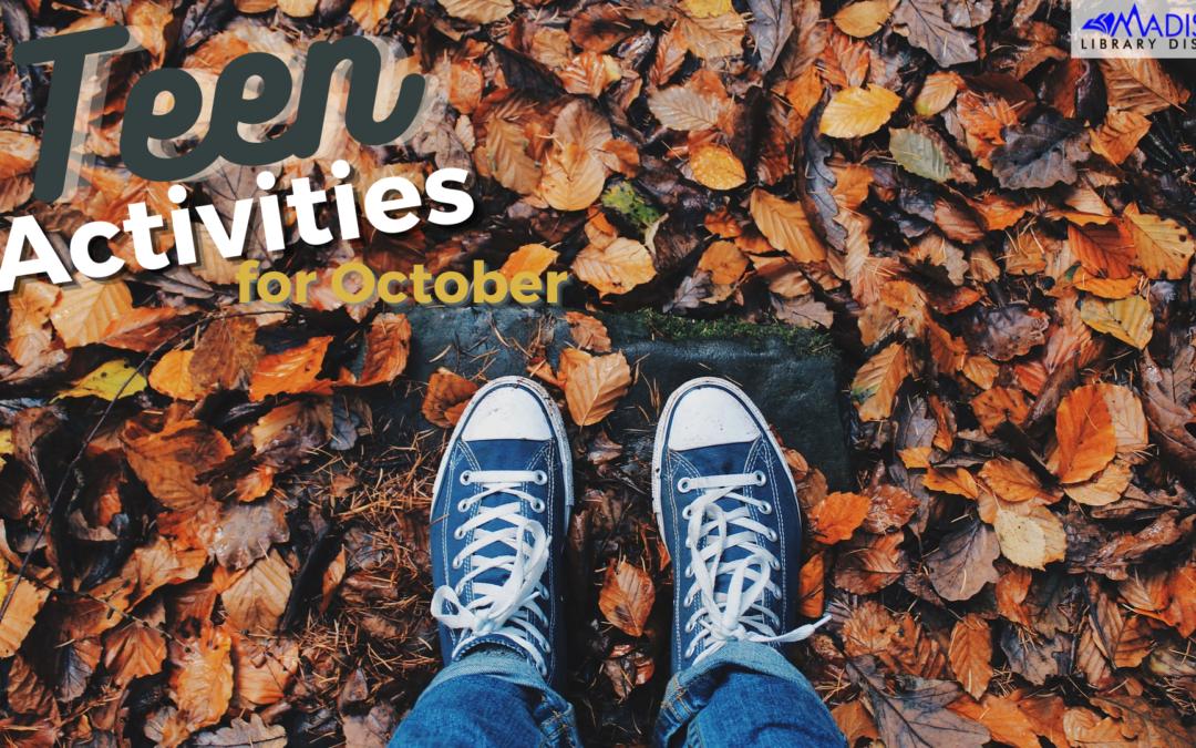 October TEEN Activities