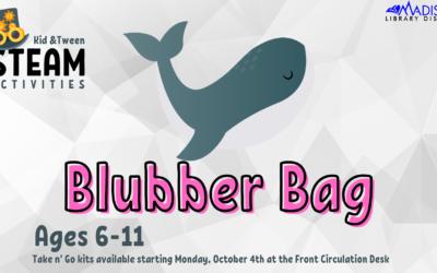 Kid + Tween STEAM: Blubber Bag & Bird Feeder